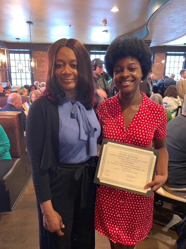 UC's Yvonne Agyapong places second in prestigious essay contest Thumbnail Image