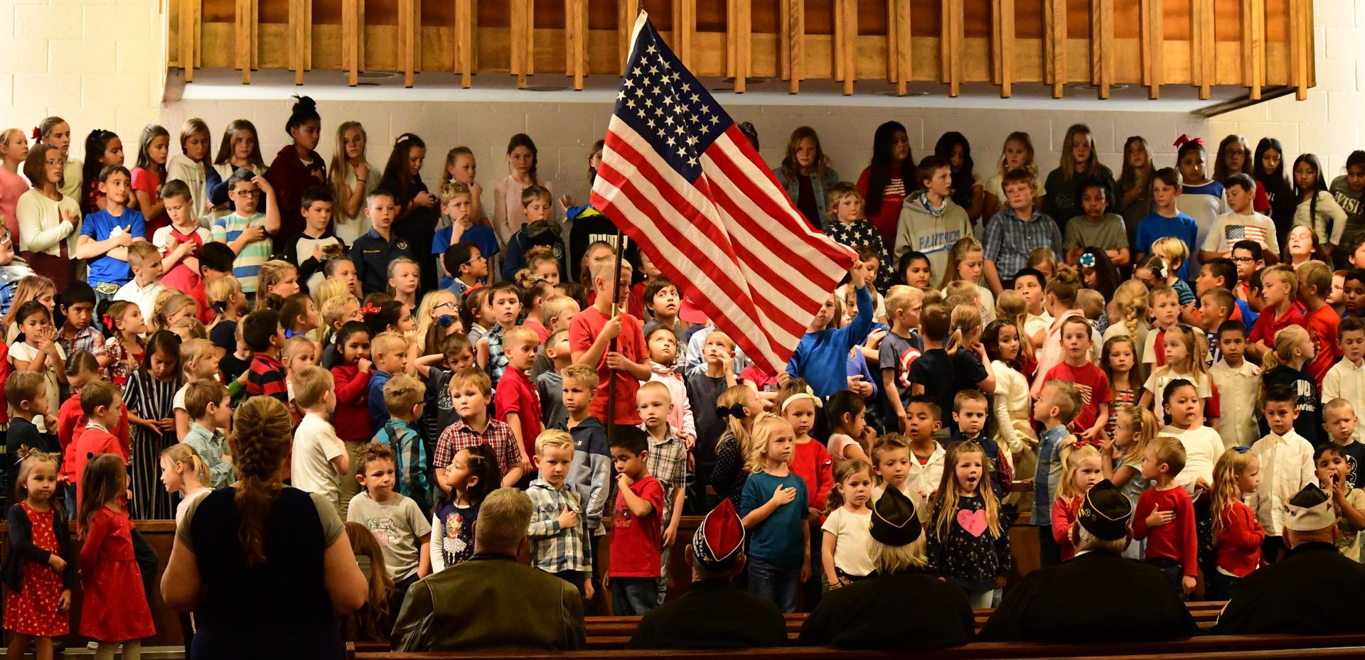 Veteran's Day Singers
