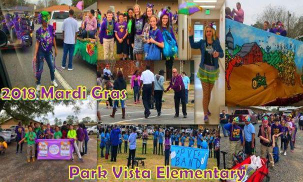 PVE Mardi Gras