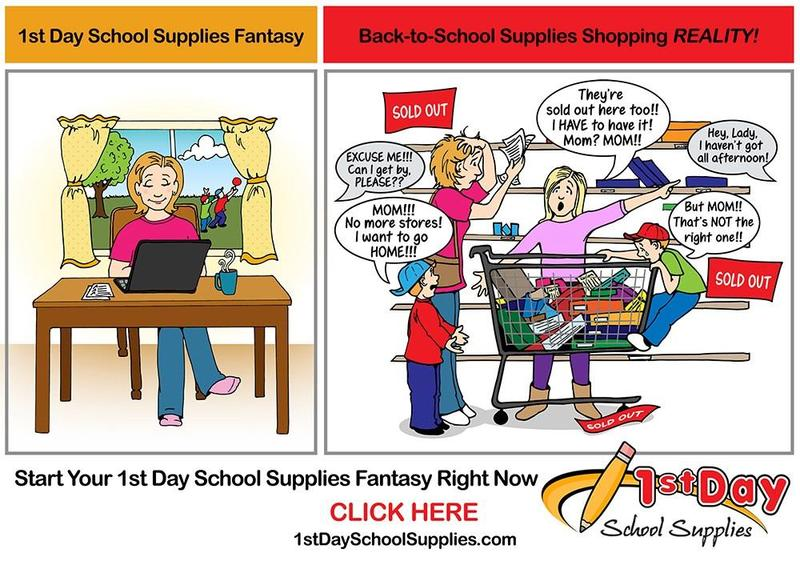 Pre-Order School Supplies NOW! Featured Photo