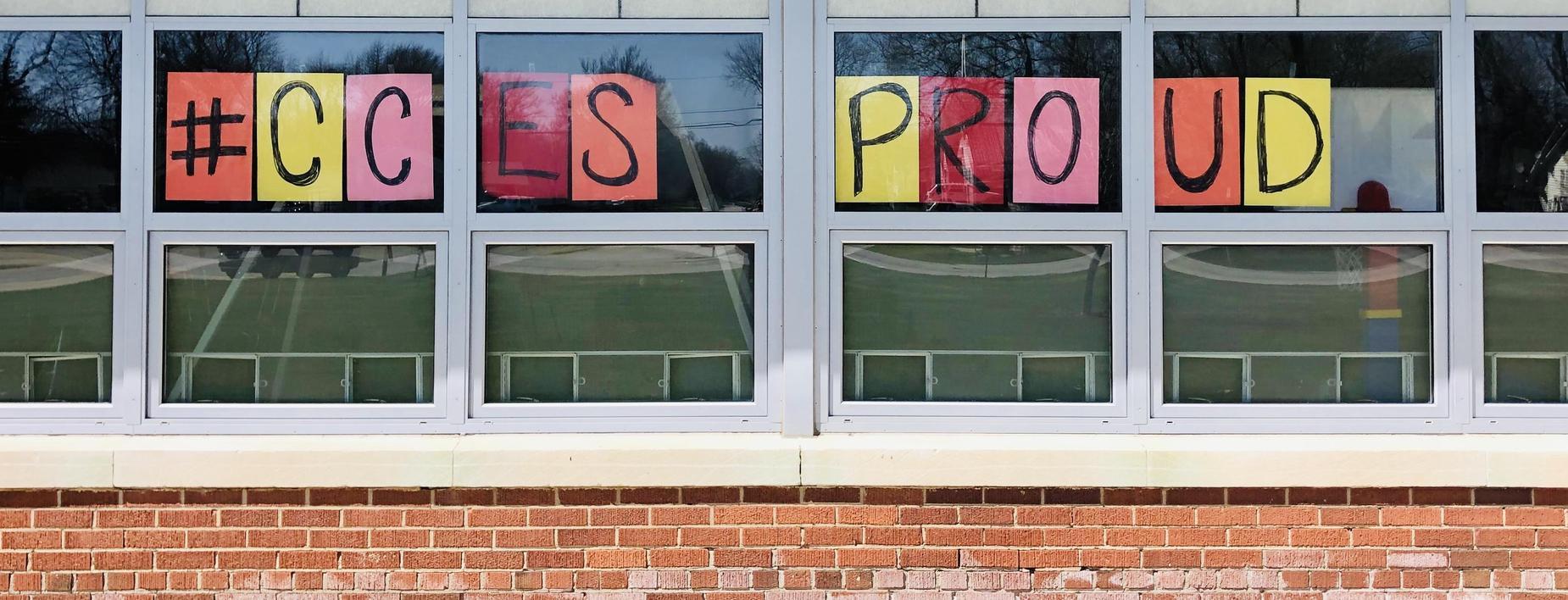 CCES Proud