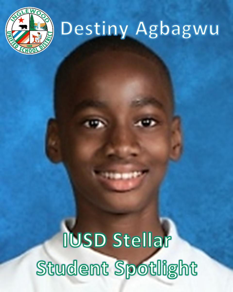 Destiny Agbagwu