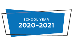 school year 2020 - 21 clip art