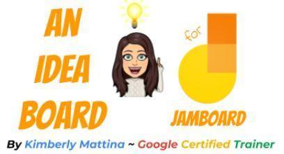IdeaBoard for Jamboard