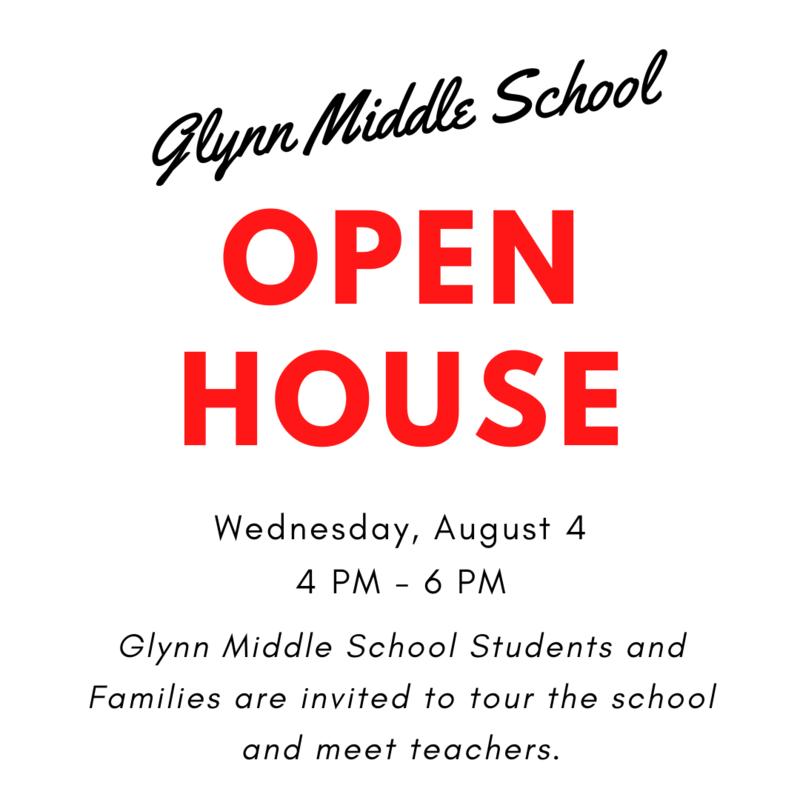 GMS Open House