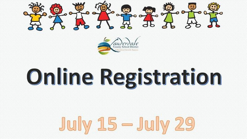 Online Registration Graphic