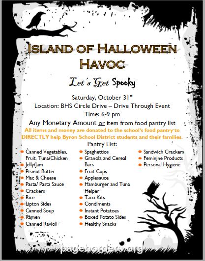 Island Of Halloween Havoc Image