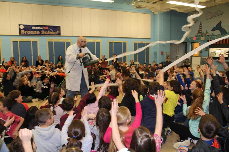 Feb. 26 , Mad Scienetist Assembly Featured Photo