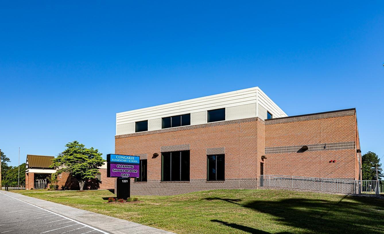 Congaree Elementary New Cafetorium Addition