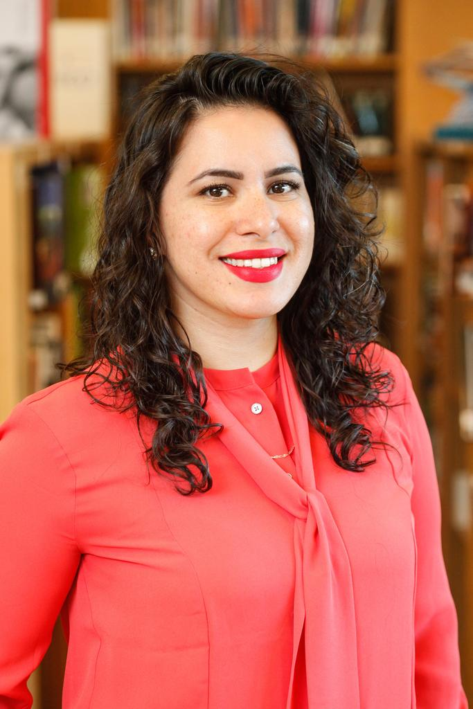 Assistant Principal Vanessa Puentes-Hernandez