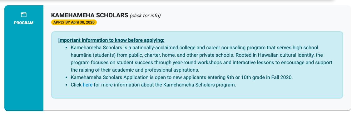 KS Scholars