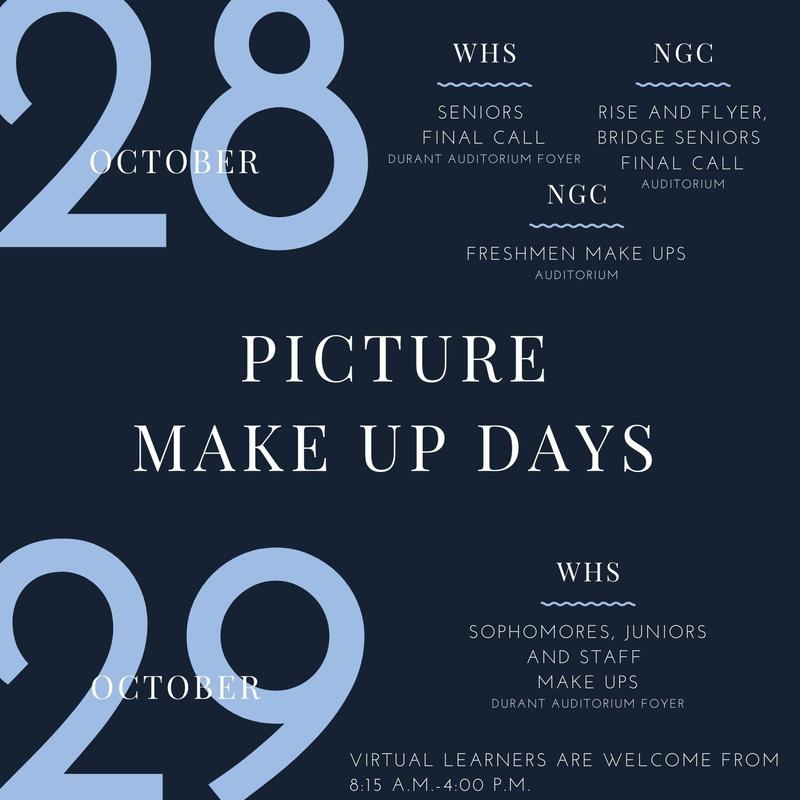 Picture Make Up Day for 9th Grade Students Featured Photo
