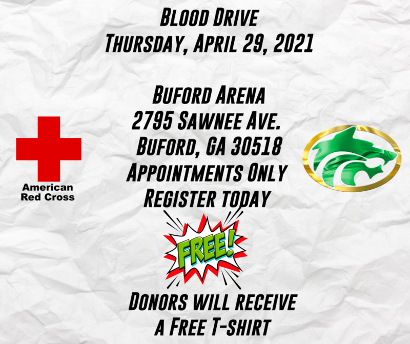 BCS Blood Drive 04-21