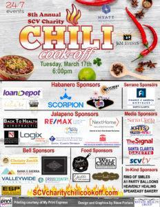 Chili Cook off Flier