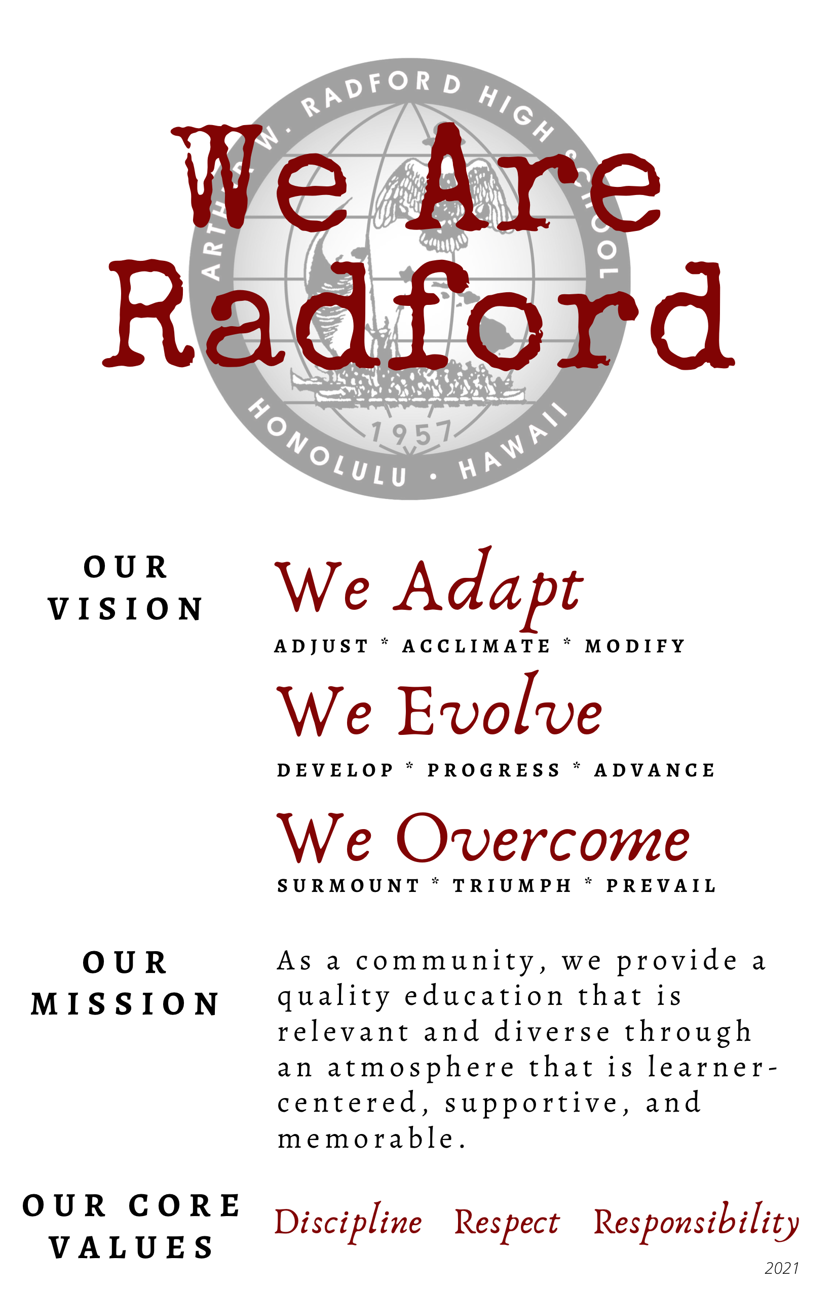 Our Vision and Mission Image