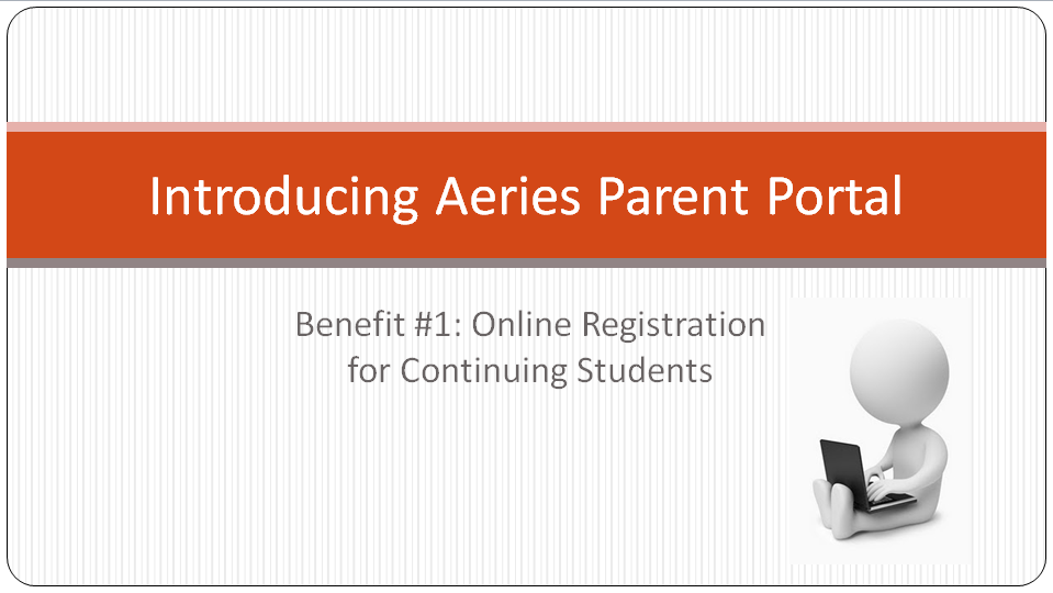 Aeries Family Portal – Tech Tools for Families – San Lorenzo