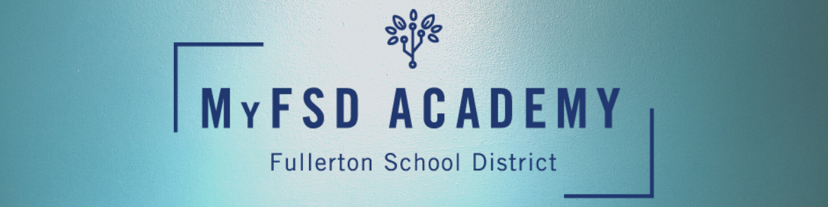 MyFSD Academy button