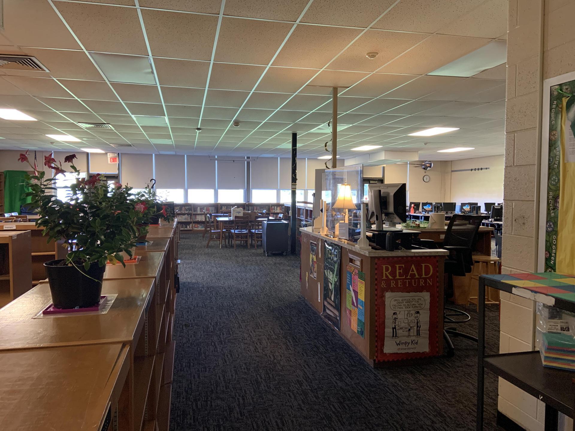 BRMS Media Center