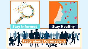 Coronavirus Information Thumbnail Image