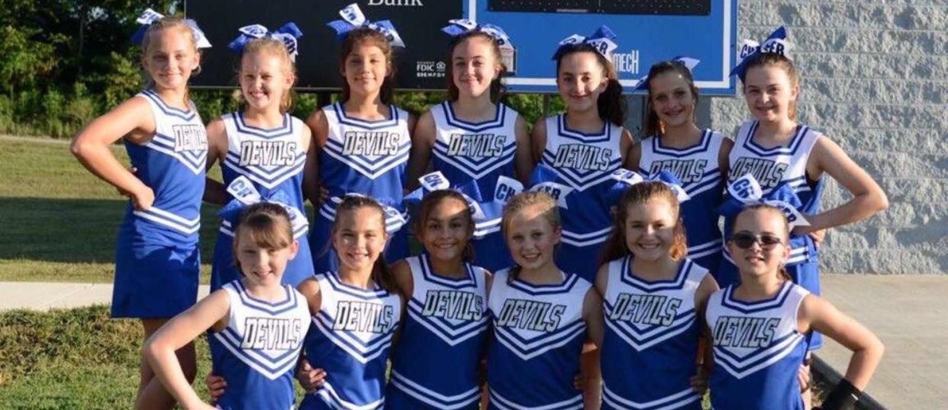 '19 Cheerleaders