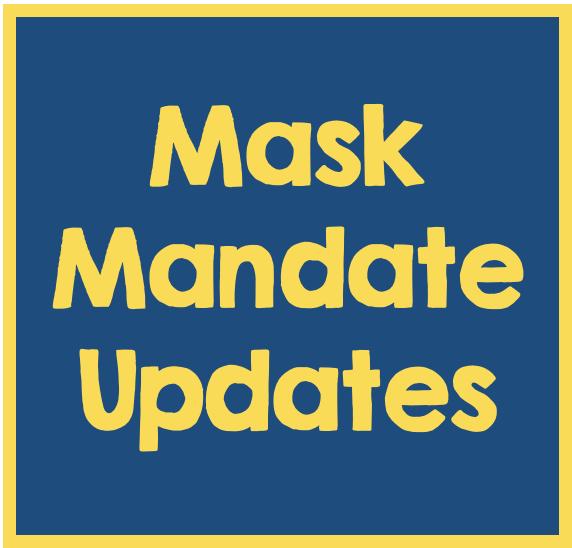 Mask Mandate Update Featured Photo