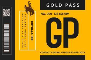gold pass info
