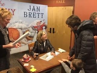 Walker meets Brett
