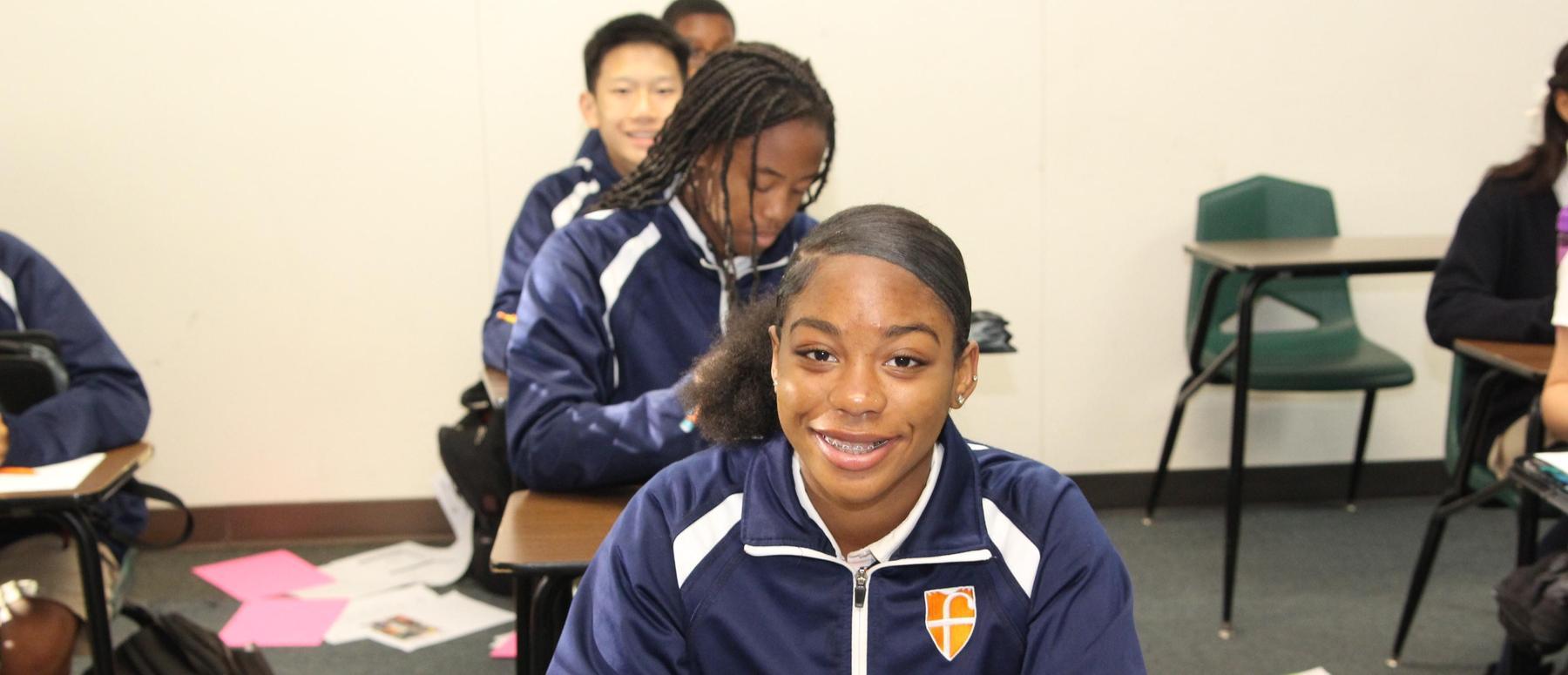 High School Scholars Learning