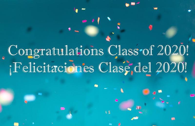 Congratulations Class of 2020 Video! Thumbnail Image
