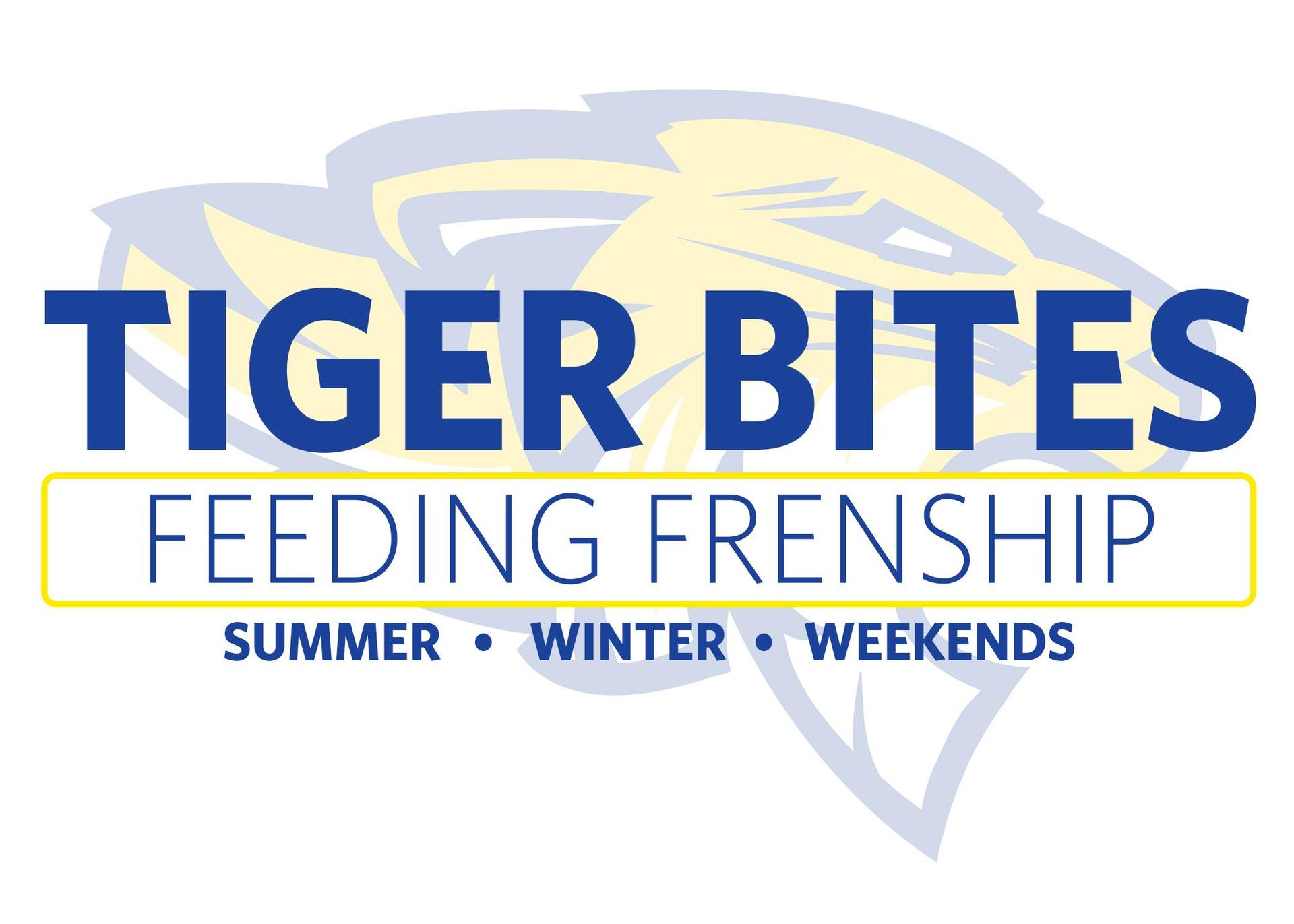 Tiger Bites Logo