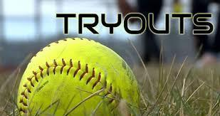SOFTBALL TRYOUTS TO BE HELD!!! Featured Photo
