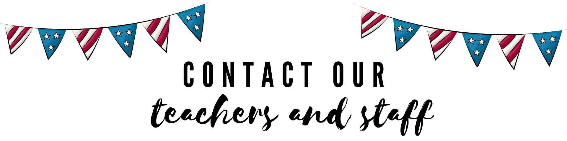 ContactStaff
