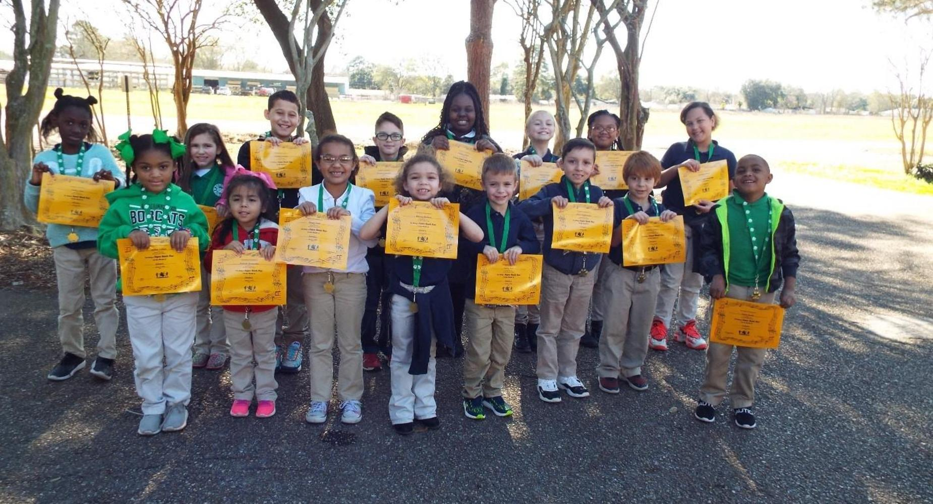 January Students of the Month 2020