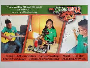 ACES Fall 2021 Postcard