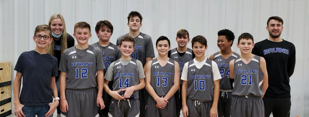 2020 boys team