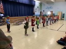 K5 Christmas Program