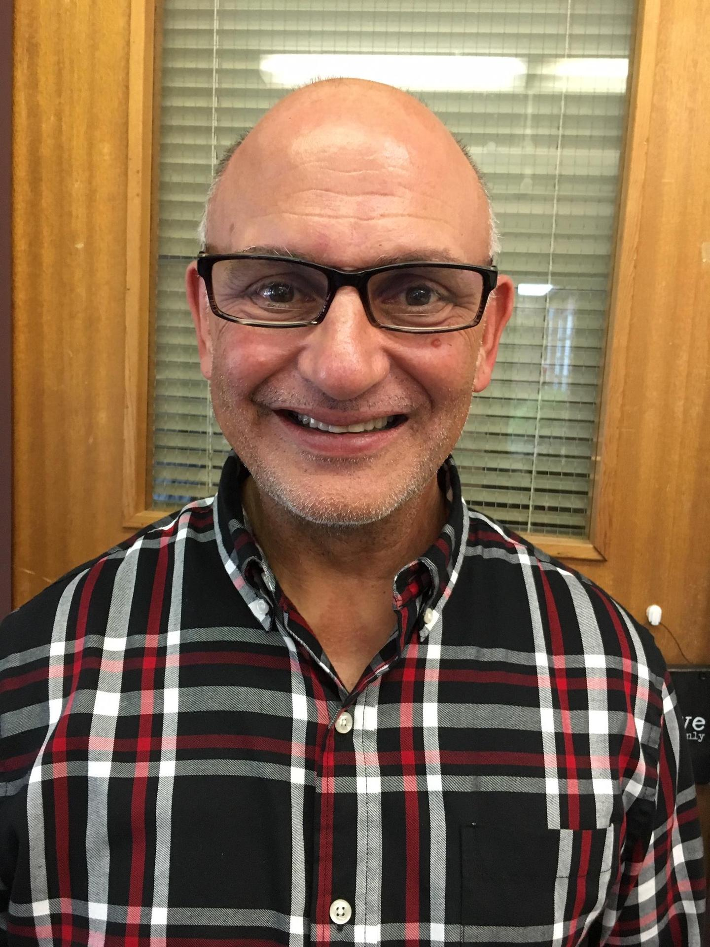 Photo of Joey Ortiz