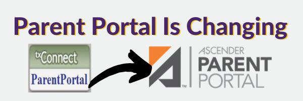 Parent Portal Is Changing