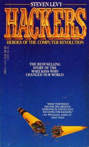 Hackers book cover