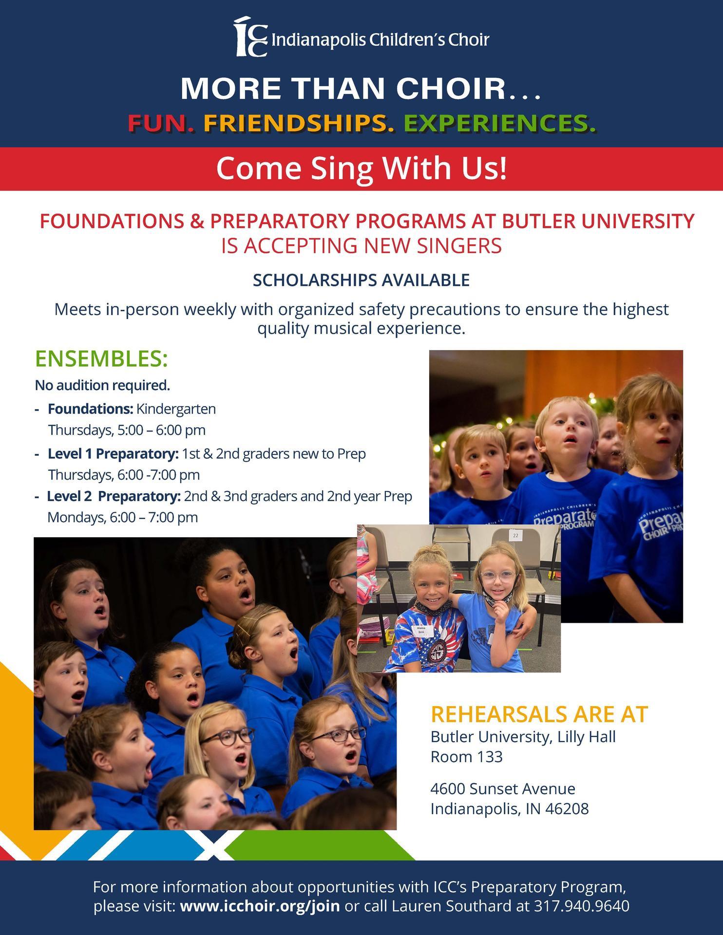Indianapolis Children's Choir