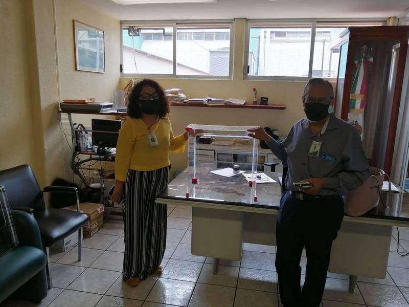 Instituto Cumbres Oaxaca hace entrega de cajas de intubación Featured Photo