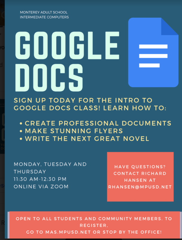 Computer English for Business: Google Docs Featured Photo