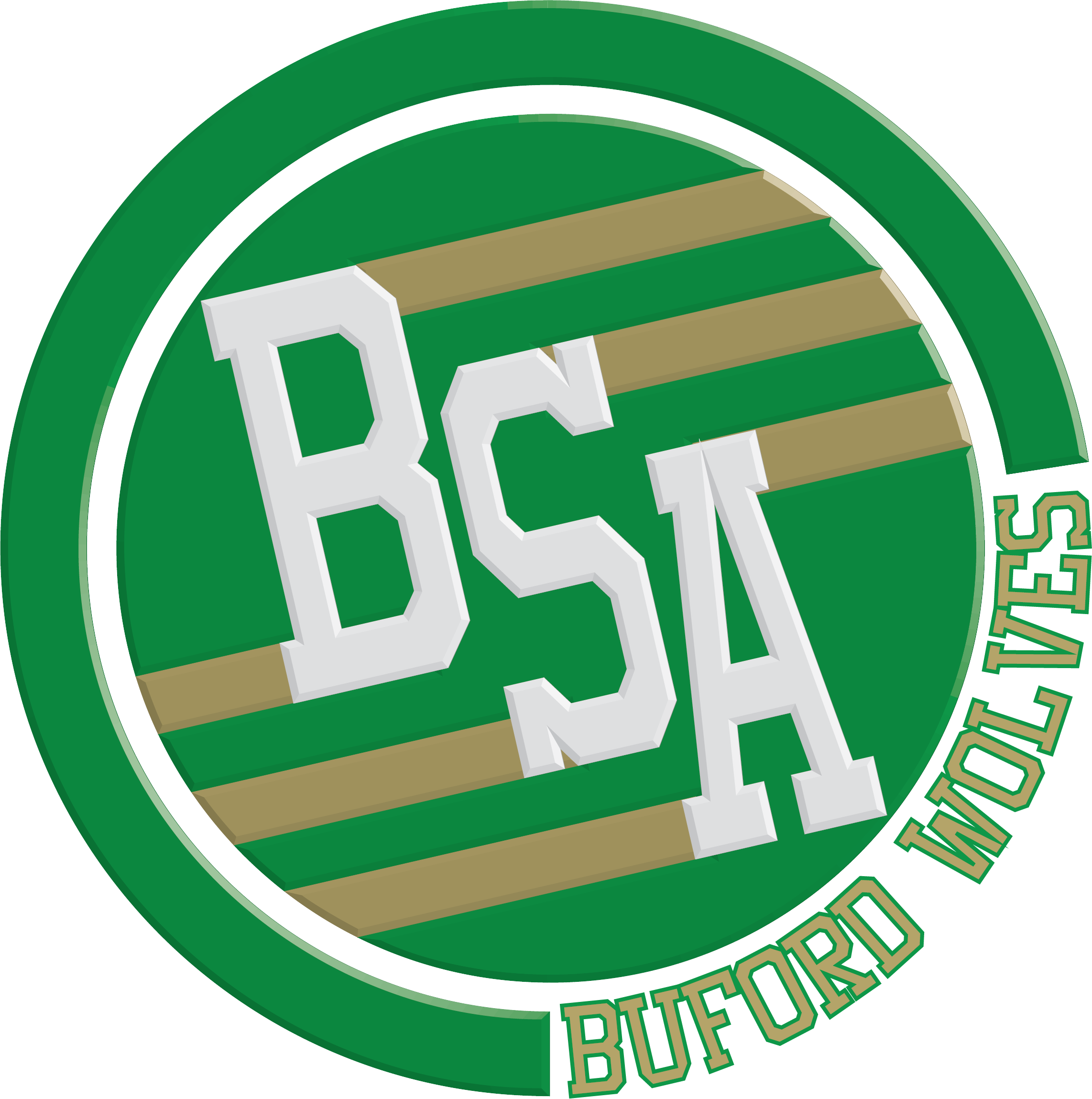 Buford Senior Academy Logo
