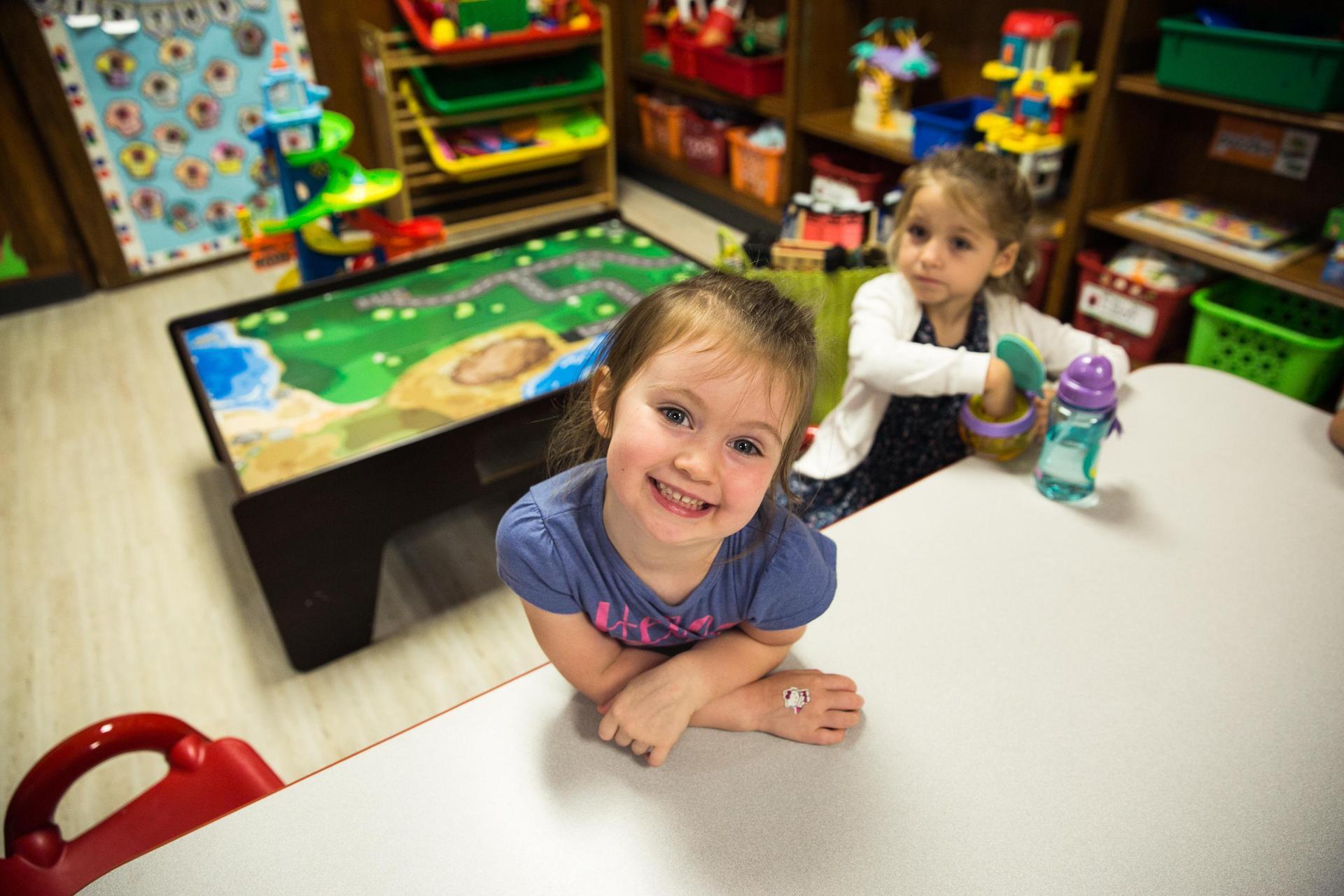 preschooler at eep
