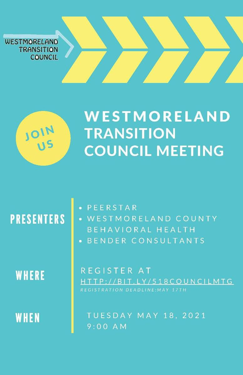 Westmoreland Transition Council Meeting