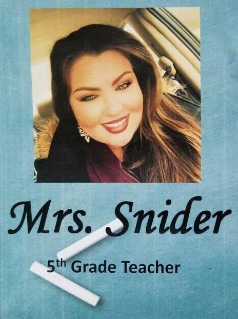 Tara Snider, Taylor Elementary