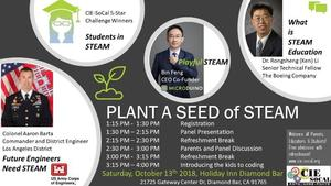 Plant A Seed Of Steam