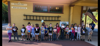 Field Trip to Colfax Historical Museum