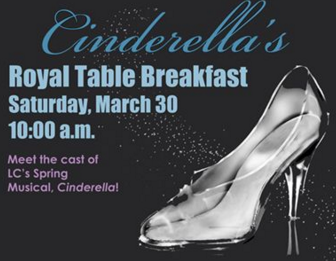 Cinderella's Royal Table Breakfast - March 30 Featured Photo