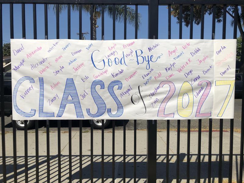 5th Grade Drive-Thru Farewell Photos Featured Photo